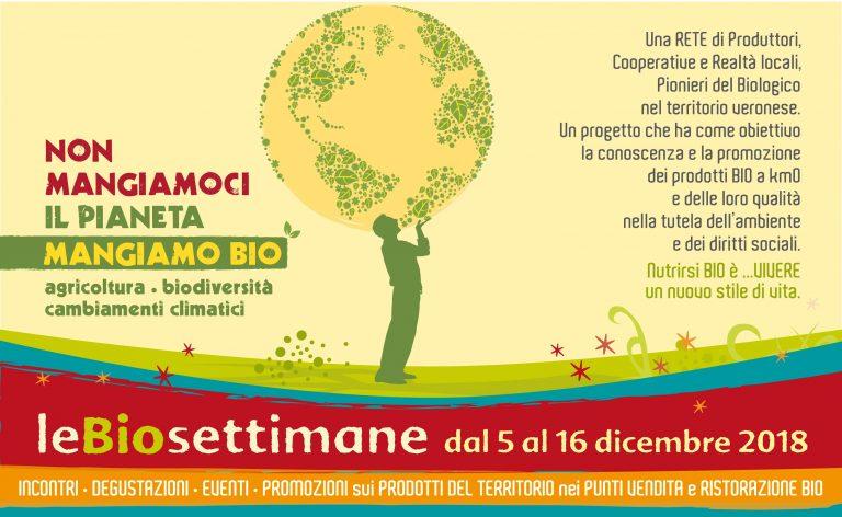 le BIO settimane - Non Mangiamoci il pianeta, Mangiamo BIO