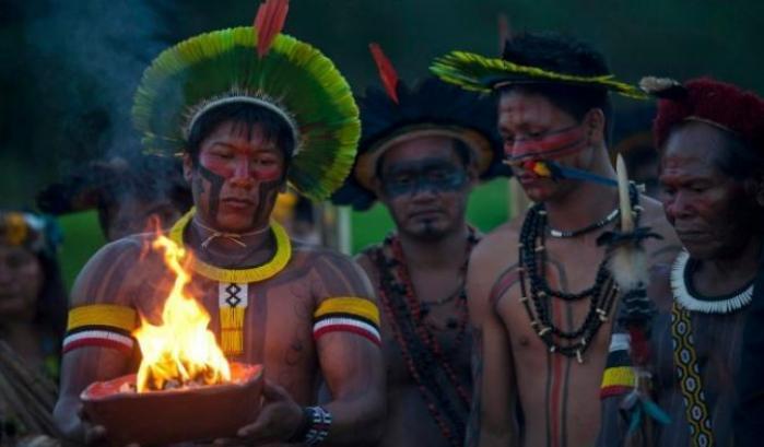 Cena per l'Amazzonia